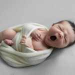 Newborn baby photoshoot